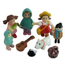 Miniature People - Fairy Garden Set by Mowbray Miniatures (10 pcs)