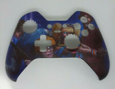 """Custom Xbox One Elite Controller """"Zombies in Spaceland"""" Front Shell w/tools"""