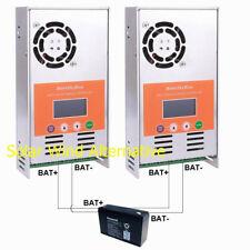 Regolatore  di Carica Fotovoltaico  MPPT 80A  12 V/24 V/36 V/48 V