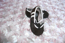 TODDLER GIRLS SHOES Sz 5 BROWN PINK NWOT EVERYDAY SLIP ON HOLIDAY DRESS CASUAL
