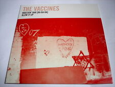 "THE VACCINES - WRECKIN' BAR (RA RA RA) - RARE DEBUT 7"""