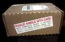 40 FRAGILE! HANDLE WITH CARE shipping/mailer sticker Decals for shipping box