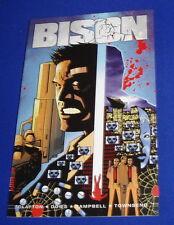 Bison : Sci Fi Crime thriller