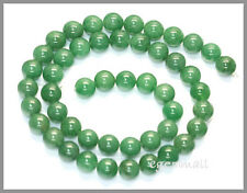 "Green Aventurine Quartz Round Beads 8mm 15.7"" #78120"
