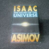 SIGNED THE SECRET OF THE UNIVERSE ISSAC ASIMOV SCIENCE HARDCOVER RARE FIRST EDIT