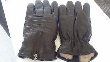 gants cuir Homme T 9 1/2