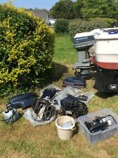 50hp & 40hp Evinrude outboard engine