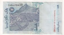 RM1 11th series, replacement ZAB, 2 zeros (EF)