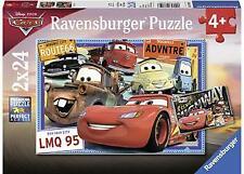 Ravensburger Disney 2 Cars 2x24pc Puzzle 07819