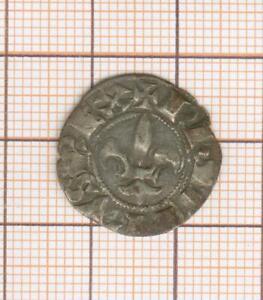 Philippe III 1270-1285 Denier Toulousain