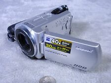 Sony DCR-SR42 30GB Hard Disk Drive Handycam Camcorder 40x Optical Zoom TESTED