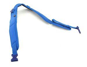 eagle creek No Matter What Duffel Backpack Quick Snap Strap Gurt Cobalt Blau Neu