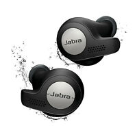 Jabra Elite Active 65t - Black True Wireless Sport Earbuds Black NEW
