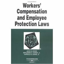 Workers Compensation and Employee Protection Laws in a Nutshell,-ExLibrary