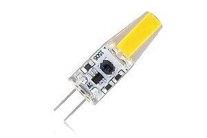 Integral LED G4 1.5W=20W Warm White Non-Dim Capsule