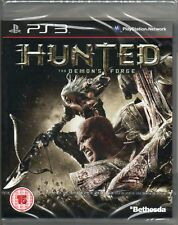 HUNTED: DEMON'S FORGE GAME PS3 (demons) ~ NEW / SEALED