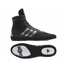 Adidas Combat Speed 5 Black Silver Boxing Boots Shoes Training BA8007 Footwear