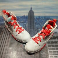 Nike Jordan VII 7 Retro White/Topaz Mist PS PreSchool Size 13c Air 442961 104