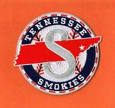 TENNESSEE SMOKIES CIRCULAR TEAM UNIFORM PATCH