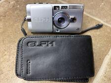 🔥Canon Elph Z3 Aps Point & Shoot Film Camera w/Case! Best Deal!🔥