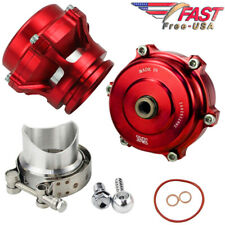 Q Series 50mm Blow Off Valve BOV (Ver. 2) fits TIAL Flange RED - USA SHIPPING