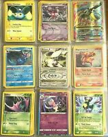 Vintage Pokemon Card Binder Lot - 1st Edition, holos, Reverse holo, Lv.X & More!