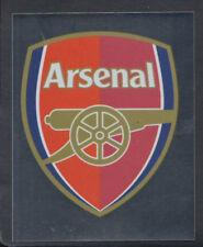 Merlin Premier League 2008 Fútbol Pegatina-no 14-Arsenal insignia de lámina (S820)