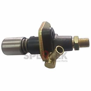 Fuel Injector Pump No Solenoid For Yanmar Diesel Engine L100 186F 10HP Tracking#