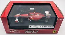 Hot Wheels 1/43  Ferrari 150 ° Italia Fernando Alonso 4th Formula 1 2011 W1075