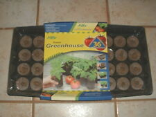 Jiffy Professional Greenhouse 36 Peat Pellet Seed Tray NEW