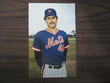 1986 Tcma New York Mets Bob Ojeda Postcard