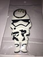 Star Wars Clone Trooper Rubber Keychain! US SELLER!!