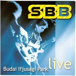 SBB Budai Ifjusagi Park Live CD Polish Prog Rock – 1st CD Press