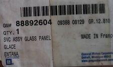 03 04 05 06 07 Cadillac CTS Sunroof Moon Roof Window sunroof Glass OEM 88892604