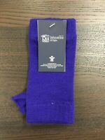 100% Cashmere Wrist Warmers   Johnstons of Elgin   Made in Scotland   Royal Blue