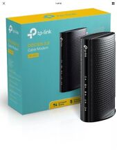 TP-Link TC 7610 Ultra Fast Cable Modem 343Mbps DOCSIS 3.0 Channel Bounding 8 x 4
