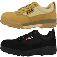 FILA Grunge Mid Shoes Outdoor Boots Retro Trekking Casual