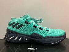 ADIDAS CRAZY EXPLOSIVE LOW PRIMEKNIT ALL STAR WEEKEND MINT GREEN BLACK AQ0980