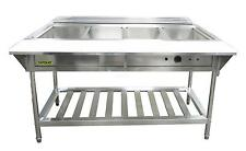 Adcraft Water Bath Steam Table - EST-240