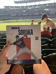 Mike Soroka Bobblehead Atlanta Braves SGA 8/23/21