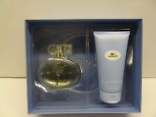 LACOSTE*Inspiration*2 Pc Gift Set Eau De Parfum Spray 2.5 oz~Body Lotion 5 oz