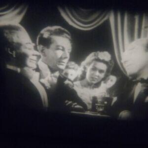 Super8 film Dead Of Night Michael Redgrave 600ft B/W Sound