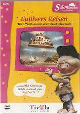 Sandmännchen Geschichten: Gullivers Reisen - Teil 3; 20 Folgen NDR