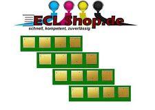 4x reset-Chip CMJN pour samsung clp-360/365 clx-3300/clx-3305 xpress c410/c460