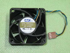 AVC DS06025B12U 6025 60x25mm Ball Bearing Cooler Cooling Fan 12V 0.7A 4Pin B101a