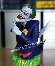 New 52 The Joker Bust DC Comics Super-Villains Statue DC Collectibles