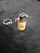 Camel vintage lighter keychain/keyring