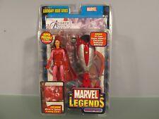 Marvel Legends Legendary Rider Series Scarlet Witch Toy Biz Avengers