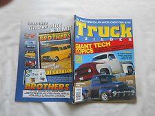 TRUCK BUILDER-(MAGAZINE)-JUNE,2002-ISSUE#5-GIANT TECH TOPICS-FUEL TANK INSTALL