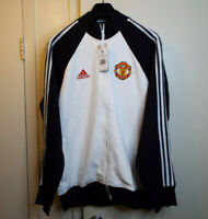 Adidas 2020-21 MANCHESTER UNITED ICONS TOP (FR3852) BLACK-WHITE-RED